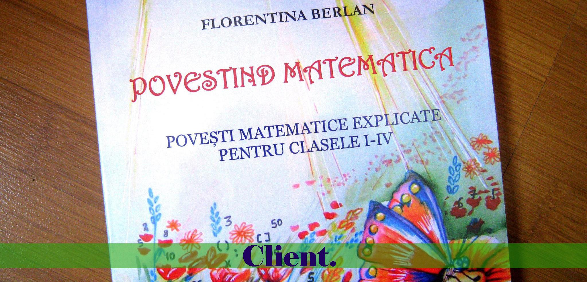 Povestind matematica